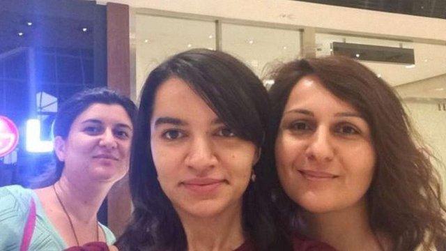 В Азербайджані затримали трьох журналісток після повернення з України