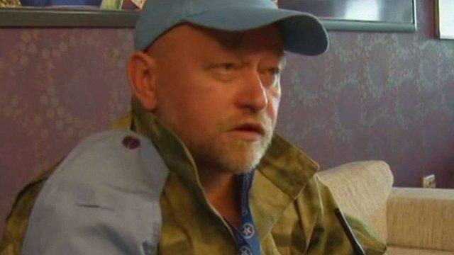 Рубан заявив,  що українці заздрять «успіхам» ДНР