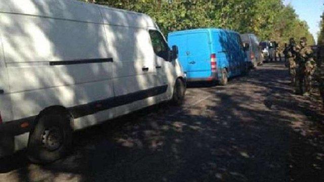 СБУ не пропустила на окуповану Донеччину 15 тонн вантажу