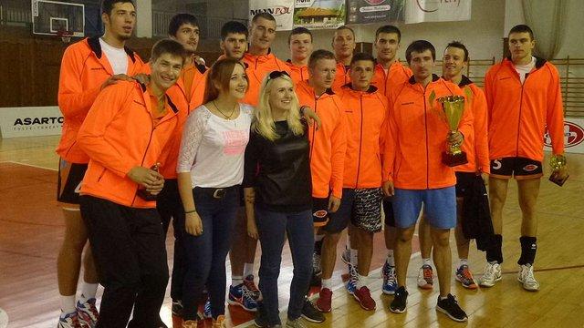 Львівські «Кажани» відсвяткували перемогу на міжнародному турнірі