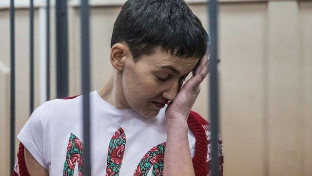 У російському суді досі не знають, хто завтра розглядатиме справу Савченко