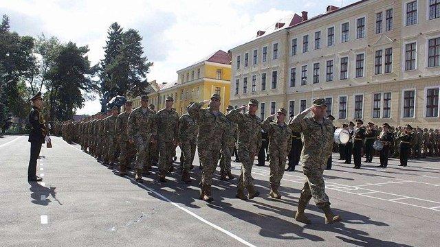 Львівській Академії сухопутних військ присвоєно статус національної