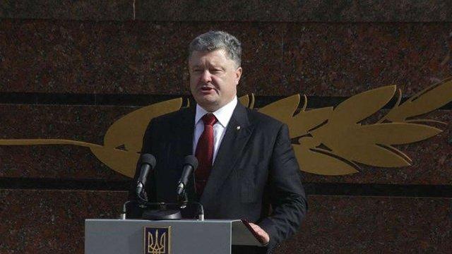 Порошенко пригрозив Росії посиленням економічних санкцій