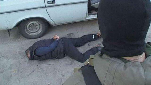 У Дніпропетровську затримали диверсантів «ЛНР», які готувалися підірвати міст