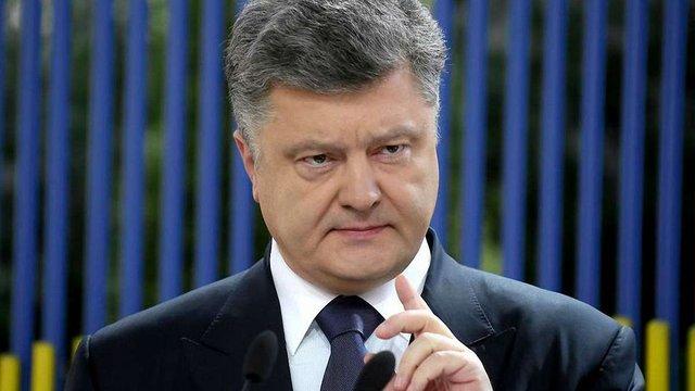 Україна наразі не готова до вступу в НАТО, – Порошенко