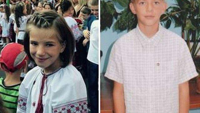 У Львові розшукали зниклих 11-річних хлопчика та дівчинку