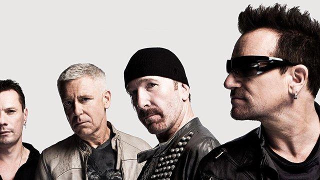 Концерт U2 в Стокгольмі скасували через озброєного глядача