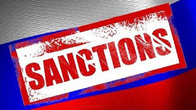 В Україні набув чинності указ президента про введення санкцій проти Росії