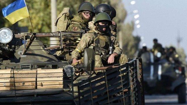 За час АТО українці передали військовим допомогу на 60 млн грн