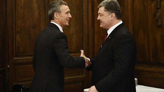 Російська агресія довела необхідність НАТО, – Порошенко