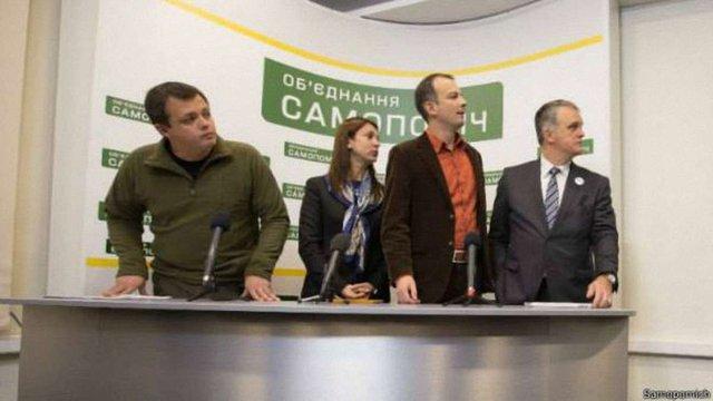 ЦВК зареєструвала на місцеві вибори клон «Самопомочі»