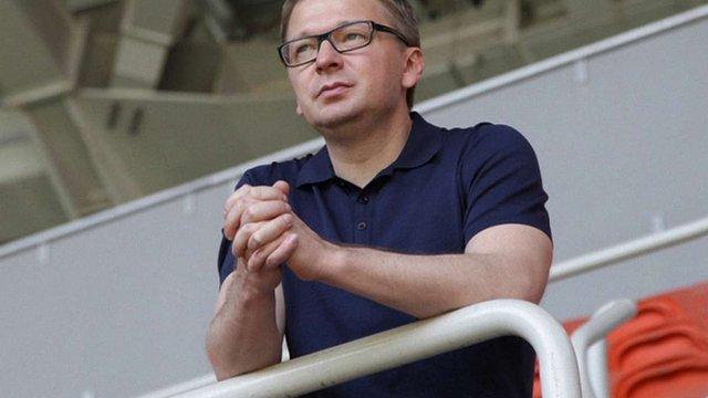 «Постійно займаємося питанням повернення на «Донбас-Арену», - гендиректор «Шахтаря»