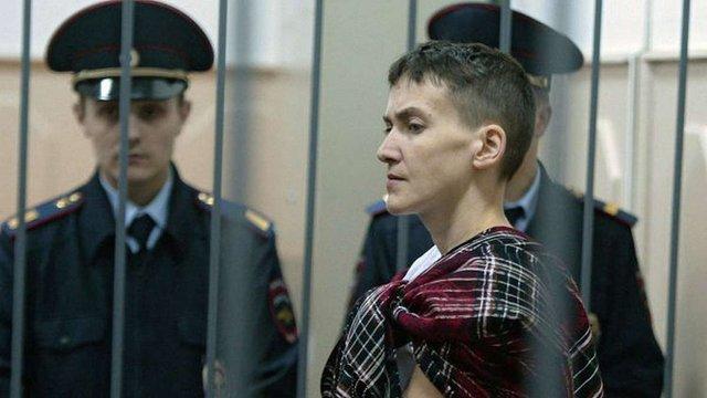 Сторона обвинувачення не змогла усунути адвокатів Савченко