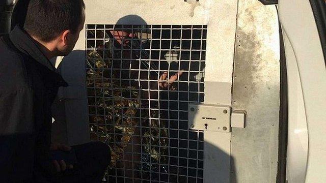 У Києві міліціонери дві години вмовляли чоловіка не підривати бойову гранату