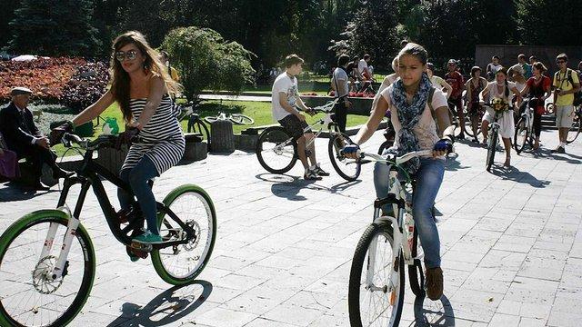 Для дітей у Львові проведуть велозабави