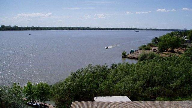«Українське дунайське пароплавство» закрило навігацію на Дунаї через обміління