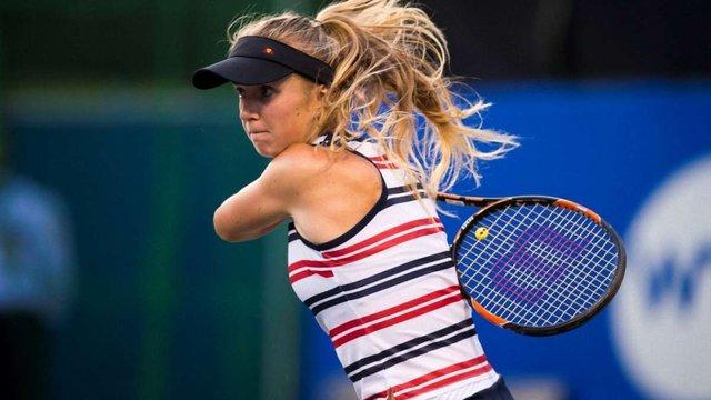 Еліна Світоліна поступилась польській суперниці на турнірі у Токіо