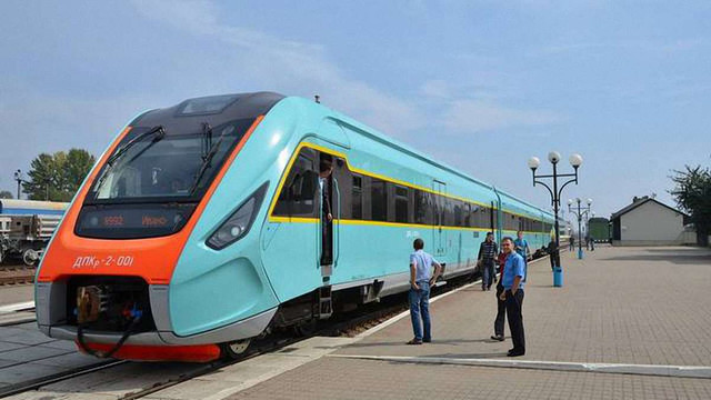 Із Чернівців до Львова буде курсувати новий дизель-поїзд