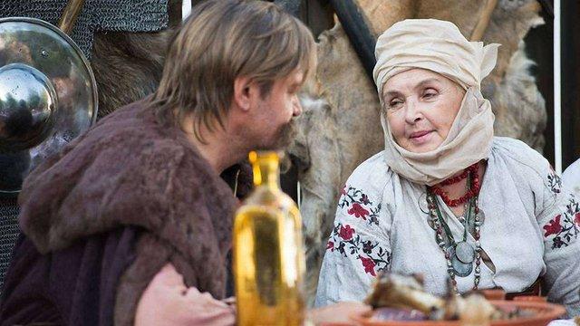 Ада Роговцева вперше знялась у казці