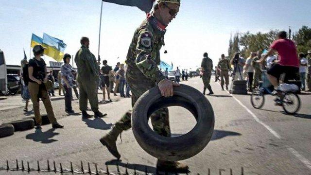 «Правий сектор» має намір блокувати енергопостачання Криму