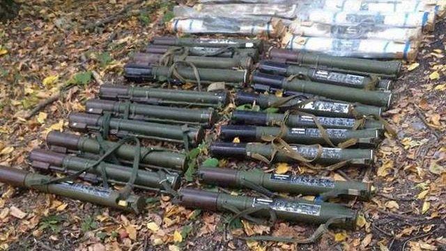 У Сєвєродонецьку виявили заміноване сховище зброї біля заводу «Азот»