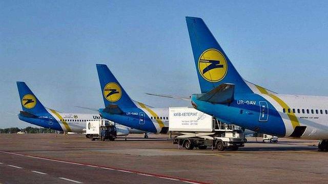 Росія погрожує заборонити польоти українським авіакомпаніям