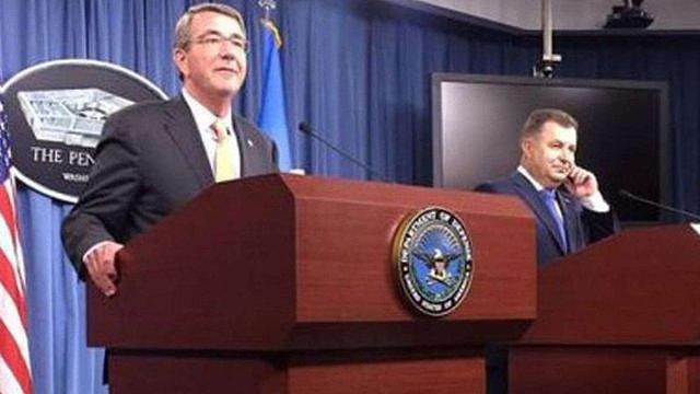 Полторак у США озвучив потреби у військовій допомозі для оборони України