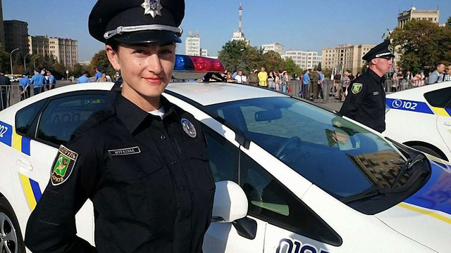 У Харкові склали присягу 800 поліцейських