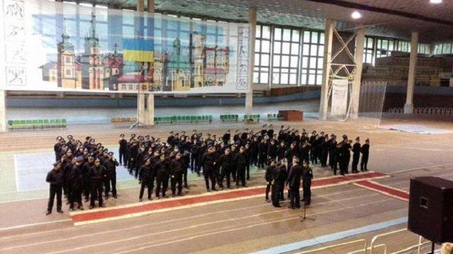 Ще 140 львівських поліцейських прийняли присягу
