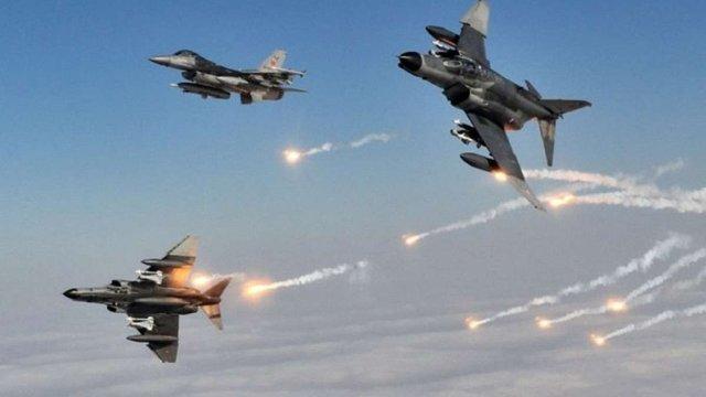 Франція завдала перших авіаударів по позиціях «Ісламської Держави» в Сирії