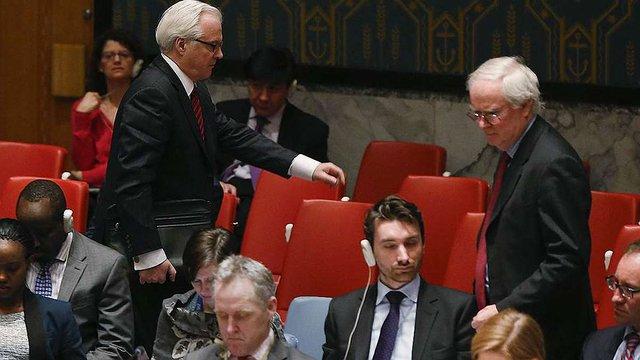 Делегація РФ залишила зал Генасамблеї ООН під час виступу Порошенка