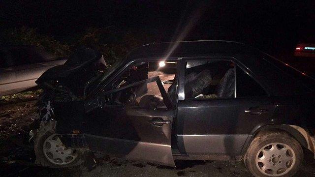 У ДТП на Львівщині одна людина загинула, ще п'ятеро – травмовані