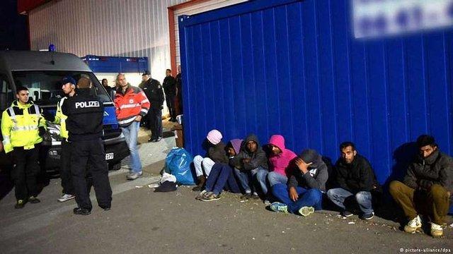 У Німеччині в таборі для біженців спалахнула масова бійка