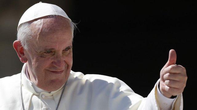 Папа Римський записав музичний альбом у стилі поп-рок