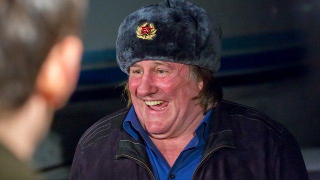 Лукашенко дасть $2 млн на фільм з Депардьє