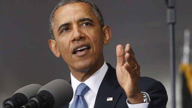 Обама закликав Росію припинити агресію проти України