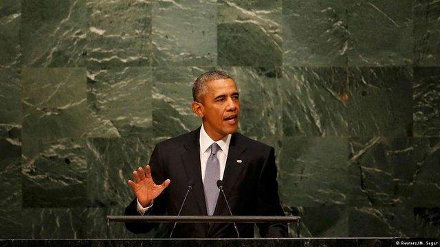 Світ не може спокійно дивитися, як Росія порушує суверенітет України – Барак Обама