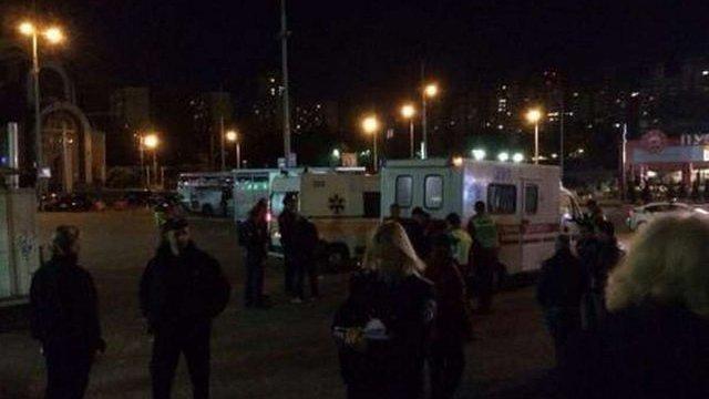 На вокзалі у Києві стався вибух
