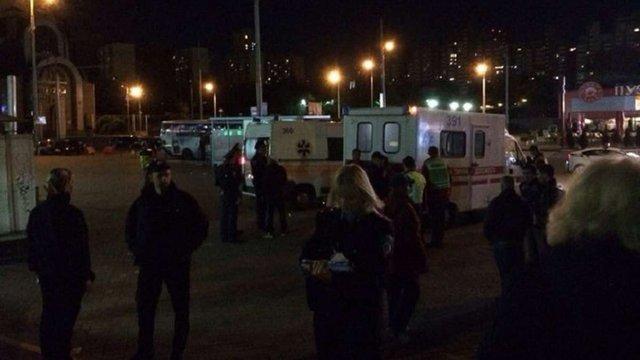 Міліція затримала підозрюваного у вибуху на київському вокзалі