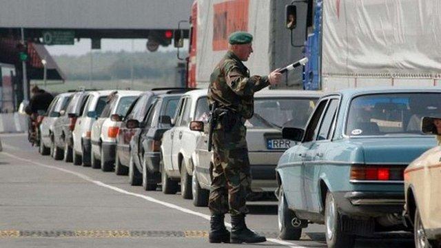 На українсько-польському кордоні утворилися автомобільні черги
