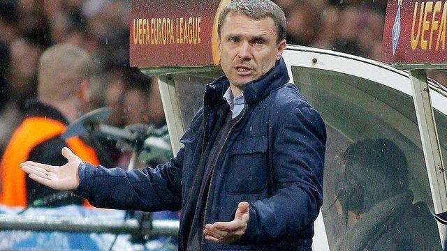Сергій Ребров побив рекорд чемпіонату України за кількістю безпрограшних матчів