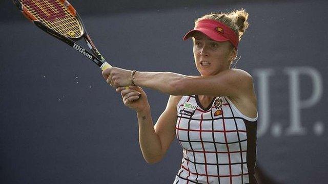 Еліна Світоліна вийшла до третього раунду престижного турніру в Китаї