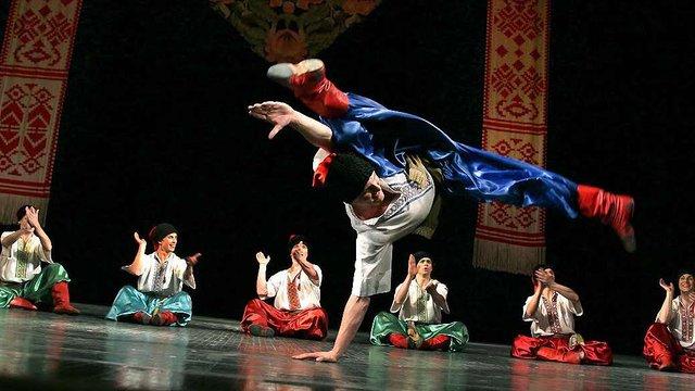 Ансамбль Вірського привезе до Львова ювілейний концерт