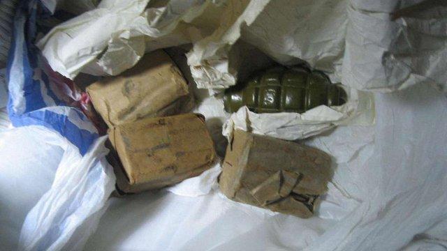 На Харківщині затримали громадянина Грузії, який перевозив зброю