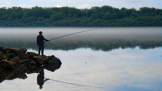 В Україні хочуть зробити платною любительську риболовлю