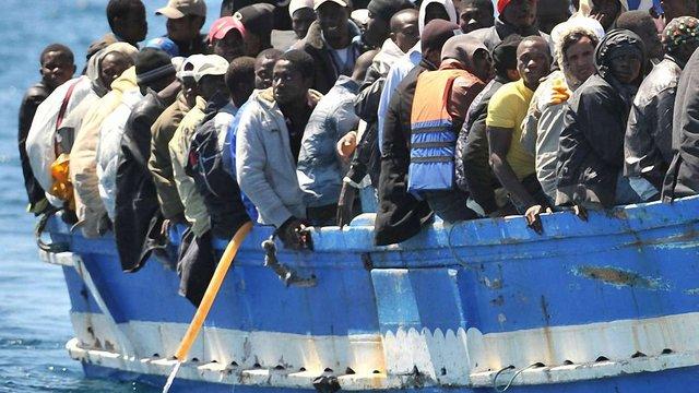 До Європи потрапило понад півмільйона біженців з початку року
