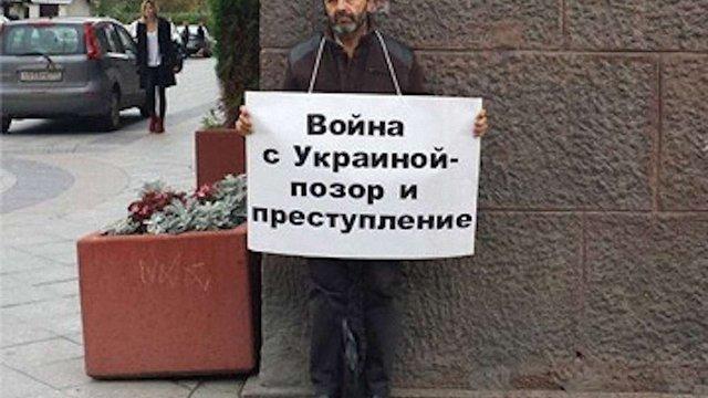 Російського письменника Шендеровича затримали українські прикордонники