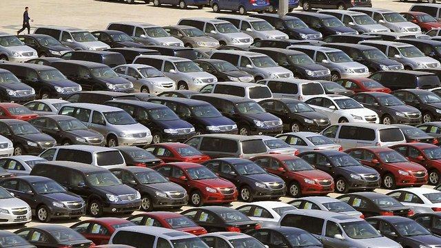В Україні скасували мита на імпорт легкових автомобілів
