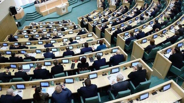 Російський парламент дозволив використовувати війська в Сирії
