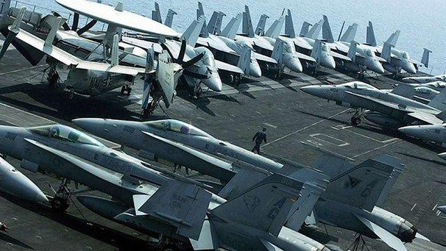 США не будуть відкликати військові літаки з Сирії на вимогу Росії, - ЗМІ